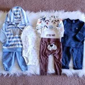 Carter's Winter Outfit Sets Size 9 Months